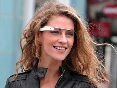 Google 眼鏡將可透過手臂、手掌上的雷射虛擬鍵盤來操作!