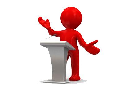 超基本談話概念 讓自己的演說更受歡迎