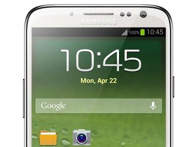 Samsung GALAXY S4 尚未發表,官方圖片搶先曝光?