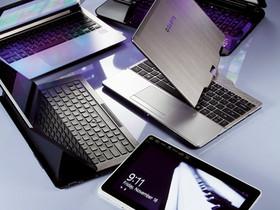11款 Windows 8 、Windows RT 筆電平板大集合,翻轉、反轉、滑軌多元登場