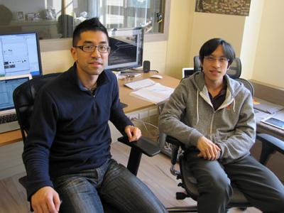 熱血最強!獲矽谷創業基金的兩名台灣大男孩,帶「everyday.me」回國築夢