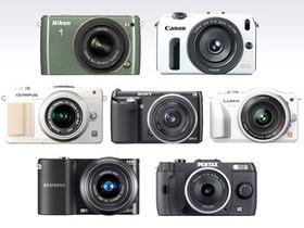 2013入門 EVIL 相機採購:7台小單眼機種推薦、比較