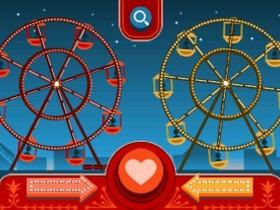 情人節快樂!Google Doodle 塗鴉紀念摩天輪發明人,按一下有機關喔!