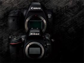 中階全幅PK戰:Canon EOS 6D vs. Nikon D600 深入評測