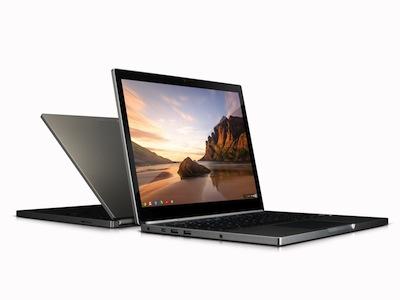 Chromebook Pixel 觸控雲端筆電登場,2560 x 1700 解析度任你遊網路