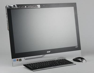 Acer Aspire 7600U 評測:精品 AIO 、80度傾斜下腰功力一等一