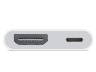 「Lightning Digital AV Adapter」並不貴,因為它其實是台小小的電腦