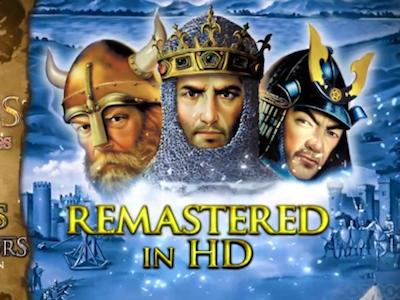 《世紀帝國2 HD》高畫質重製版本 4月 9日上市,視野更大、畫面更漂亮