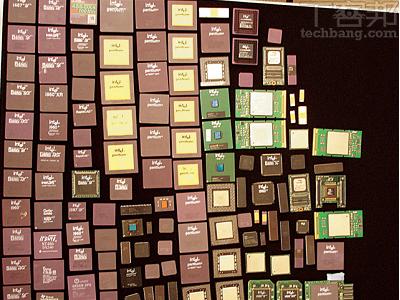 Intel CPU 收藏甘苦談,骨灰級產品大公開,處理器博物館