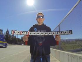 駭客任務再現,看 15 台 GoPro 製造出的子彈時間