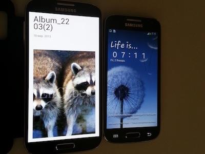 Samsung GALAXY S4 也推 mini 款,預計 6、7 月份推出