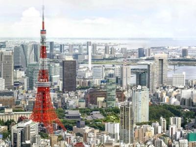 450億像素東京六本木之丘街景,用滑鼠逛街,路上行人都很清楚