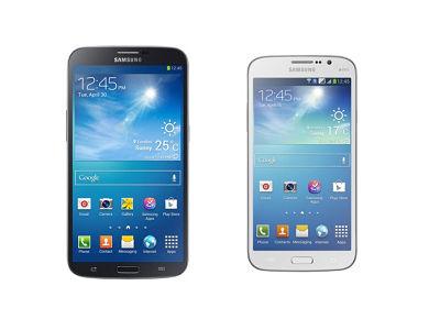 Samsung GALAXY Mega 5.8 及 6.3 發表,預計 5 月起陸續推出