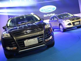 福特重量級全球戰略車款即將登台 : Ford Kuga中型休旅車