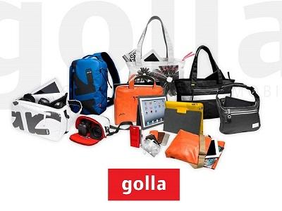 Golla 3C包 展場限時優惠 4/17~4/21春季電腦展 世貿一館與您相見!
