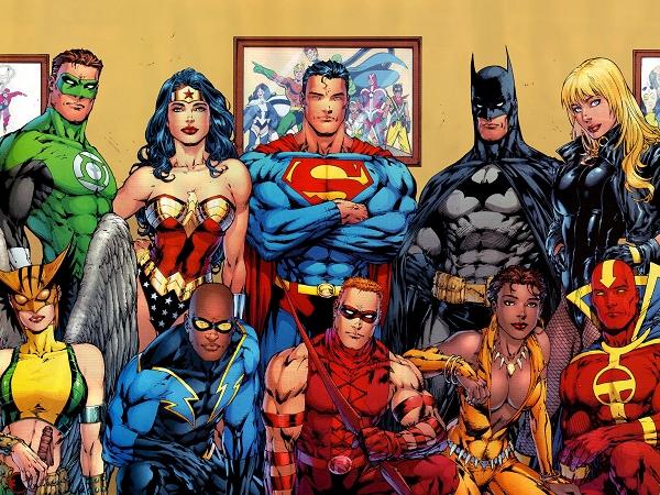 超級英雄的各種困擾 能力越強煩惱越多