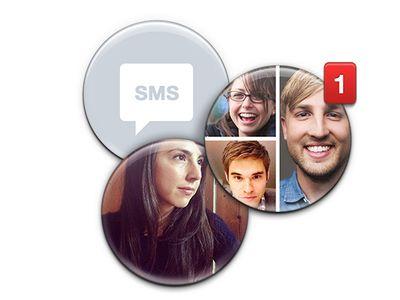 iOS 版 Facebook 新功能上架,Chat Heads、可愛表情貼圖一應俱全
