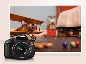Canon 虛擬 DSLR 網站,輕鬆搞懂基礎攝影知識