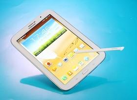 8 吋手機?還是可通話的平板?可通話、手寫、閱讀、娛樂的 Samsung Galaxy Note 8.0 評測