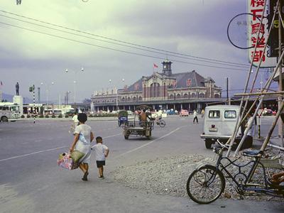 超懷念第二彈!美國大兵拍下 1966 年台中景象,還有清泉崗空軍基地