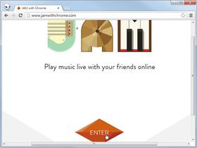 用 Chrome 瀏覽器輕鬆組樂團
