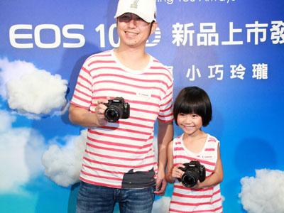 Canon EOS 100D 單鏡組 24,900元,喬喬&喬爸分享心得(內含各階ISO與實拍)