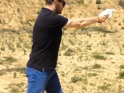 第一把 3D 印刷手槍誕生,真的可擊發、藍圖將釋出 | T客邦