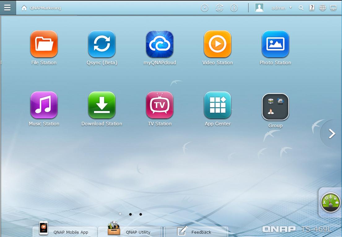 威聯通以時時同步、處處觀看、人人分享為核心,QNAP發表全新QTS 4.0 NAS作業系統
