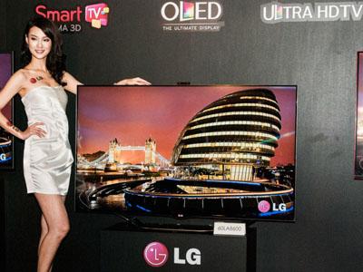 智慧電視再進階,LG 在台推出五款新系列 Smart TV