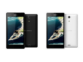 Sony Xperia ZR 防水手機發表,具備 IP55、IP58 防塵防水認證