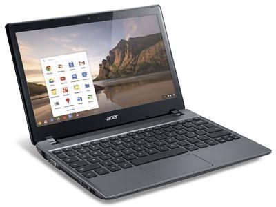 反攻PC桌面,Google 會推出 Android 筆記本型電腦嗎?