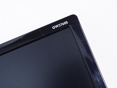 使用不閃屏技術的 BenQ GW2760HS 讓長時間使用電腦時也能保護眼睛