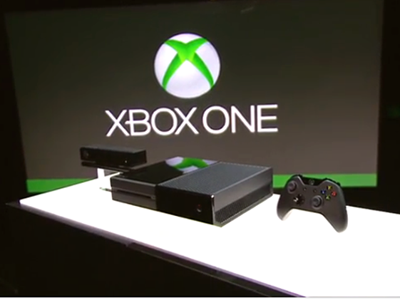 微軟發表「Xbox One」遊戲主機,邁向全面與電視互動領域