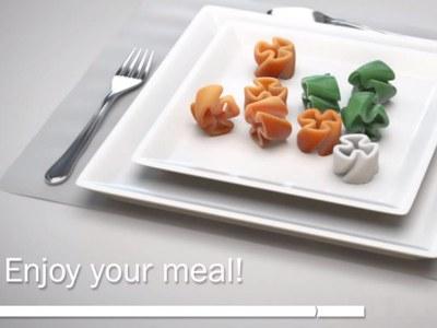 NASA 投資 125,000 美元打造 3D 食物成型機,第一道料理竟然是比薩!