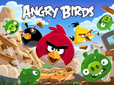 憤怒鳥(Angry Bird)無法成為瑪莉歐(Mario)卻可能成為海綿寶寶(Sponge Bob)
