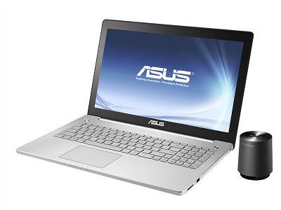 搭配 NVIDIA GeForce GT 750M,Haswell 處理器 ASUS N550 及 N750 官圖曝光