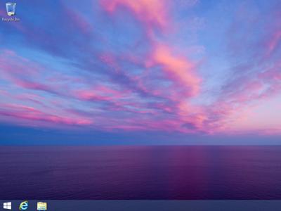 歡呼吧!Windows 8.1 加入開始鍵、Metro 介面能換桌面背景,有圖有真相