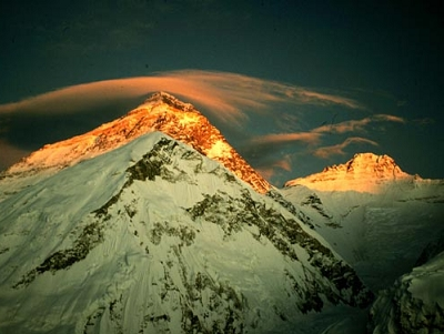 Rivers of Ice :一個隨意「遊覽」喜馬拉雅山的網站