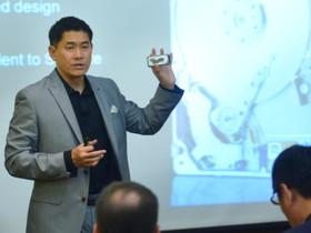 希捷科技推出5mm超薄硬碟 獲業界大廠肯定