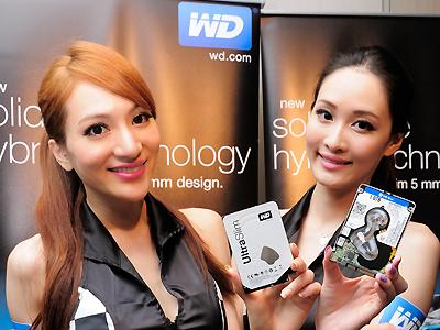 Computex 2013:Seagate、WD 推出 5mm 超薄型硬碟,搶進平板電腦市場
