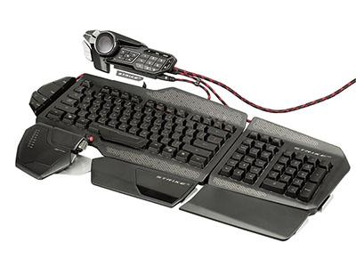 Mad Catz S.T.R.I.K.E. 5:鍵盤配置自由組合