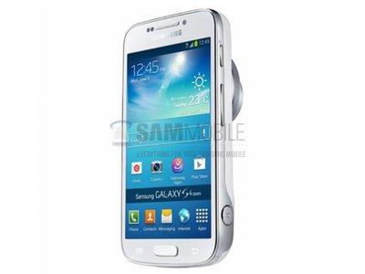 1600 萬畫素、光學變焦,Samsung Galaxy S4 Zoom 間諜照流出,挑戰「相機手機」藍海市場