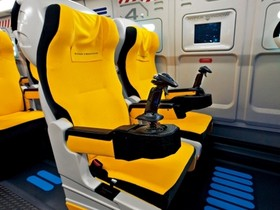 總統級座艙算什麼,日本推出Star Fighter觀光巴士,讓你乘坐戰機座椅一圓科幻夢!