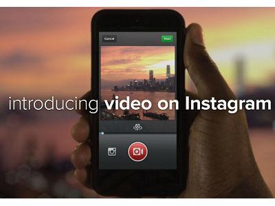 支援 15 秒短片上傳功能,Instagram 欲挑戰 Vine 影片分享服務