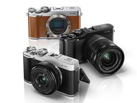 Fujifilm X-M1 入門微單眼發表:新增 Wi-Fi、3吋可掀式螢幕
