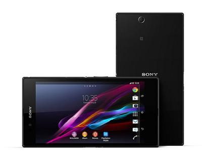 6.4 吋大螢幕 Sony Xperia Z Ultra 正式登場,搭載 Snapdragon 800 處理器