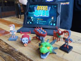積木 x 射擊,國產遊戲 《Space Qube》開發團隊專訪