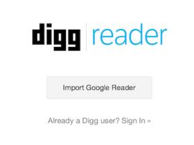 別管 Google Reader 了,你知道 Digg Reader 嗎?