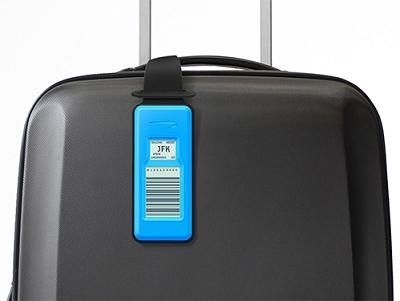 採用 E Ink 的電子行李標籤 Bag Tag 下月開始試用