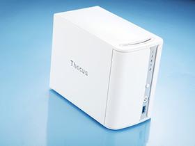 Thecus N2520 評測:輕巧美型,功能卓越的NAS機種